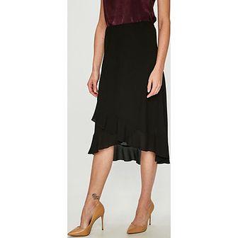 Spódnica czarna Vero Moda elegancka midi