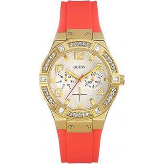 Guess zegarek czerwony