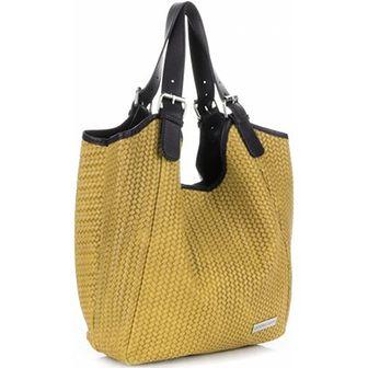 Shopper bag Vittoria Gotti na ramię młodzieżowa