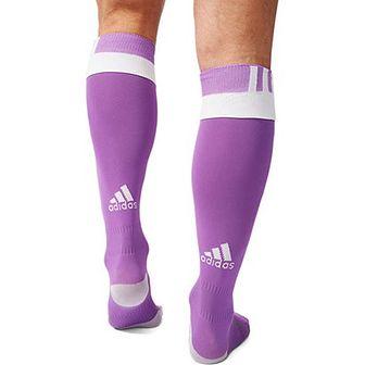 Skarpetogetry piłkarskie fioletowe Adidas