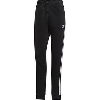 Spodnie sportowe czarne Adidas dresowe
