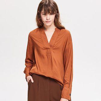 Bluzka damska Reserved z dekoltem v