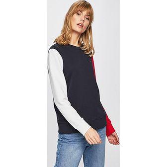Bluza damska Tommy Hilfiger młodzieżowa krótka