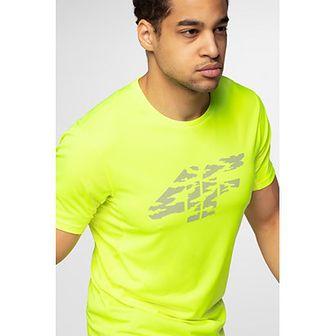 Koszulka sportowa  zielony