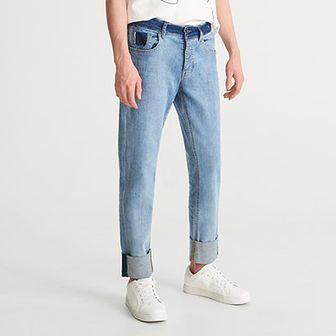 Reserved jeansy męskie