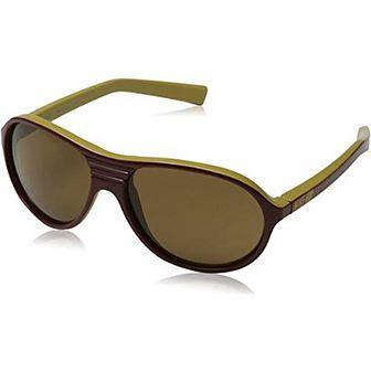 Okulary przeciwsłoneczne Nike zielony
