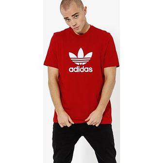 Koszulka sportowa Adidas z napisami na wiosnę