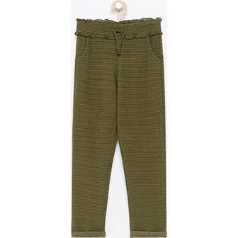 Spodnie dziewczęce Reserved zielony