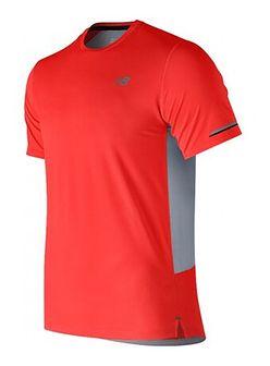 Koszulka sportowa New Balance gładka