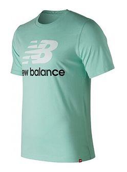 Koszulka sportowa New Balance bawełniana na lato