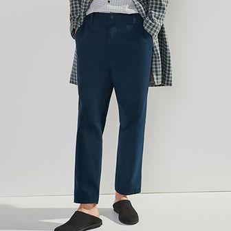 Spodnie męskie Reserved niebieski