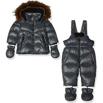 Odzież dla niemowląt granatowa Adj