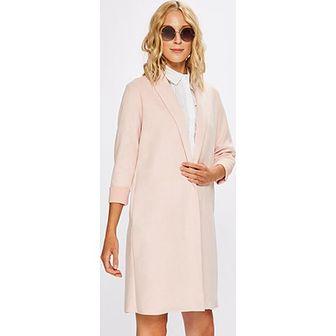 Płaszcz damski Answear bez wzorów