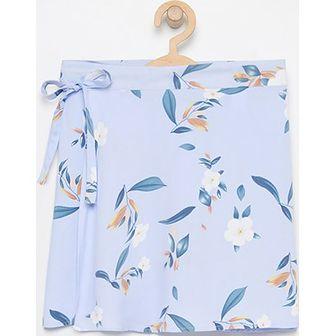 Spódnica dziewczęca niebieska Reserved