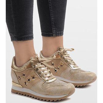 Sneakersy damskie jesienne młodzieżowe
