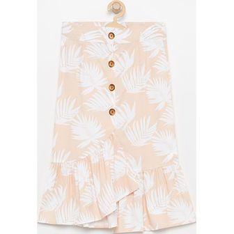 Spódnica dziewczęca Reserved w abstrakcyjne wzory