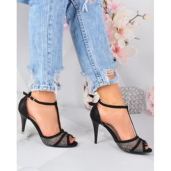 Sandały damskie Elegance na lato