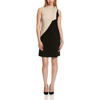 Sukienka James Lakeland prosta bez rękawów z okrągłym dekoltem