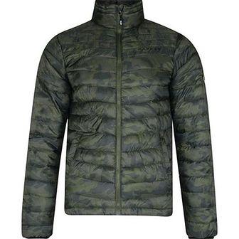 Zielona kurtka sportowa Dare 2B z poliestru