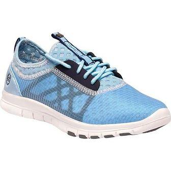 Buty sportowe damskie Regatta niebieskie
