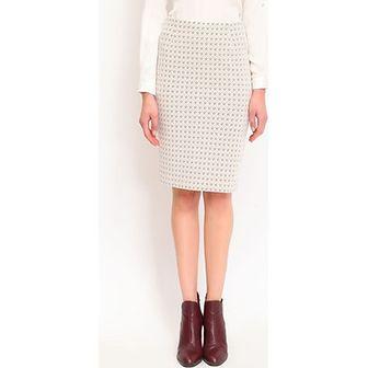 Top Secret spódnica biała