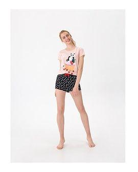 House piżama casualowa