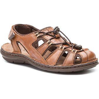 Sandały męskie Lasocki For Men na rzepy casual