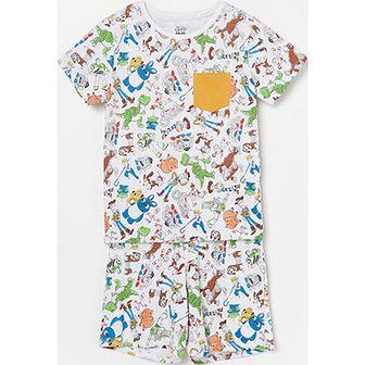 Piżama dziecięce Reserved chłopięca