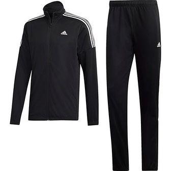 Czarny dres męski Adidas