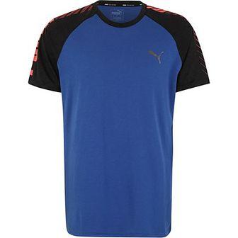 Koszulka sportowa Puma bez wzorów