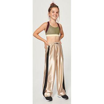 Spodnie dziewczęce Reserved bez wzorów