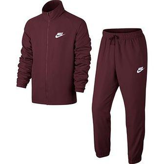 Dres męski Nike czerwony