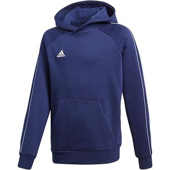 Bluza chłopięca Adidas niebieska