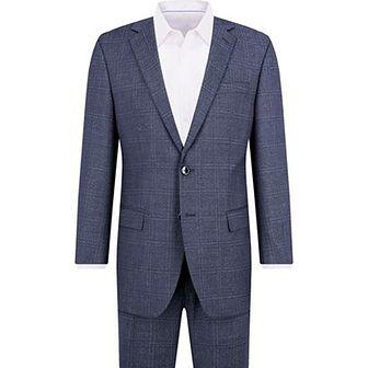Niebieski garnitur męski Joop! Collection wełniany