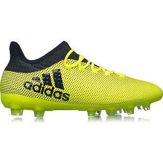 Buty sportowe męskie zielone Adidas