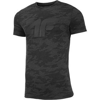 Koszulka sportowa czarna 4F