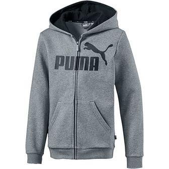 Bluza chłopięca Puma w nadruki