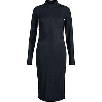 Sukienka Outhorn w sportowym stylu midi na co dzień z długim rękawem