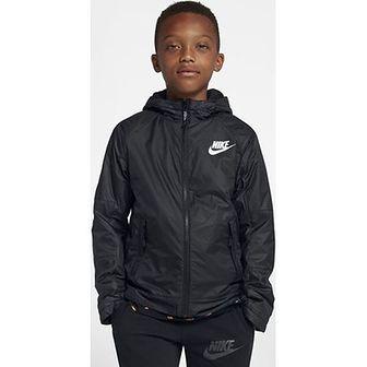 Kurtka chłopięca Nike bez wzorów