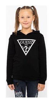 Bluza damska Guess casualowa krótka na jesień