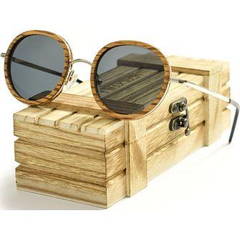 Okulary przeciwsłoneczne Niwatch brazowy