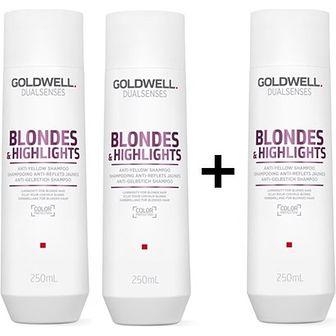 Szampon do włosów Goldwell