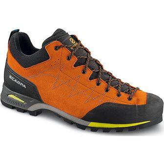 Buty trekkingowe męskie Scarpa sznurowane na jesień