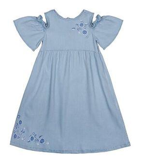 Primigi sukienka dziewczęca niebieska