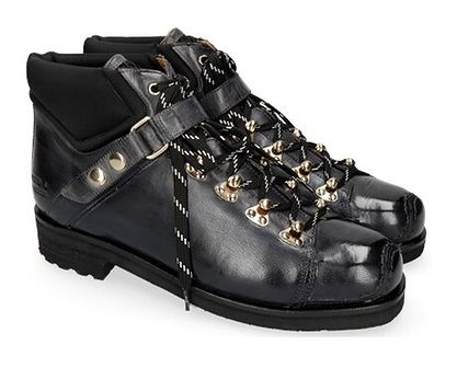 Buty zimowe męskie Melvin & Hamilton casualowe sznurowane
