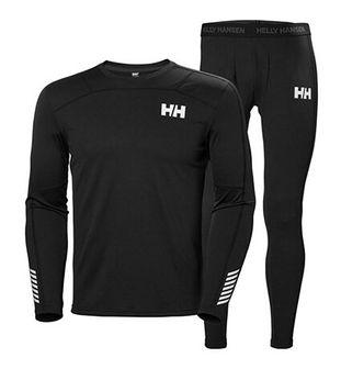 Odzież termoaktywna czarna Helly Hansen