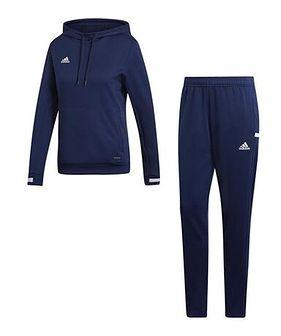 Adidas dres damski niebieski