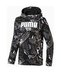 Bluza chłopięca Puma czarna