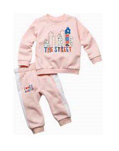 Odzież dla niemowląt Puma dla dziewczynki