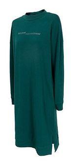 Sukienka Outhorn z napisami casual z długimi rękawami na co dzień